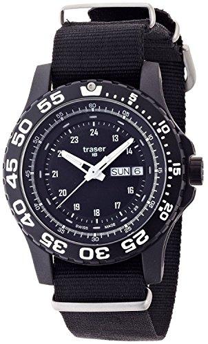 traser wristwatch type 6 MIL-G Sport Red tritium special emission P6600.41F.1Y.01 Spec Men's [regular imported goods]