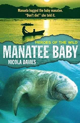 book cover of Manatee Baby