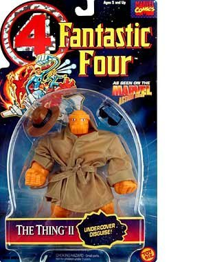 Thing II Action Figure