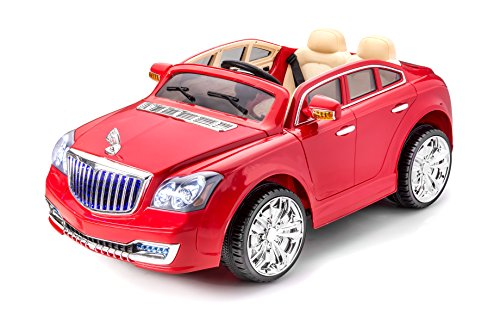 SPORTrax Maybach Luxury Kid's Ride On Car, Battery Powered