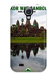 Shock-dirt Proof Angkor Wat Journizer Journey Travel World Earth Community Blog Logbook Photos Pictures Route Tour Ma Holiday Exotic Case Cover For Galaxy S4 wangjiang maoyi