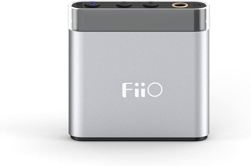FiiO E6 Fujiyama ICP-AT1000 Dynamic Driver in-Ear Monitor Headphones by Final Audio Design FiiO A1 Silver Headphone Amp with Astell/&Kern iRiver