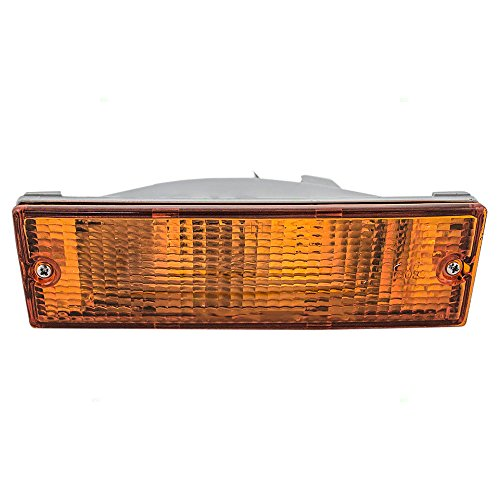 Drivers Turn Signal Side Marker Light Lamp Replacement for Dodge Mitsubishi Pickup Truck MB912713