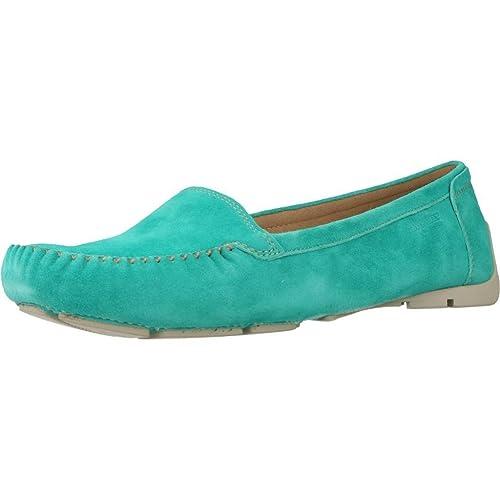 Mocasines para Mujer, Color Rojo, Marca STONEFLY, Modelo Mocasines para Mujer STONEFLY 104644 Rojo: Amazon.es: Zapatos y complementos