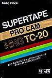 Supertape Pro Cam MHG TC-20 VHS-C 60 Min. Compact Videocassette