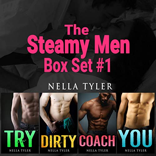 The Steamy Men Box Set #1