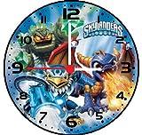 Skylanders Giants Wall Clock