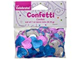 Heart Shaped Bride Confetti - Set of 24