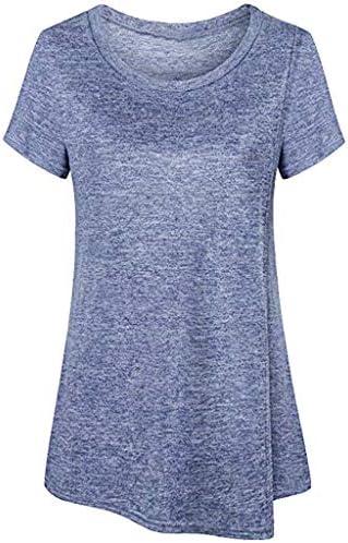 SUDADY - Camiseta de Verano 2 en 1, Modelo de Capas ...