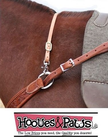 Martin Harness Leather Breast Collar Wither - Breast Collar Harness