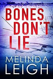 Bones Don't Lie (Morgan Dane Boo