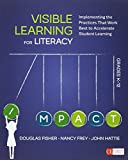 img - for BUNDLE: Fisher: Teaching Literacy in the Visible Learning Classroom, Grades K-5 + Fisher: Visible Learning for Literacy (Corwin Literacy) book / textbook / text book