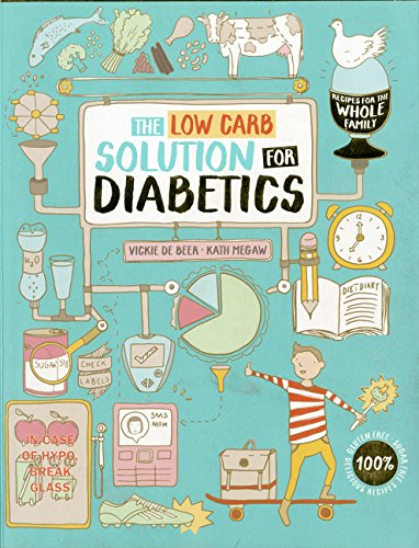 Type 1 and Type 2 Diabetes Cookbook: Low Carb Recipes for the Whole Family pdf epub