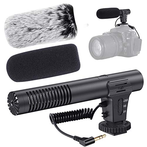 Video Microphone Photography Interview