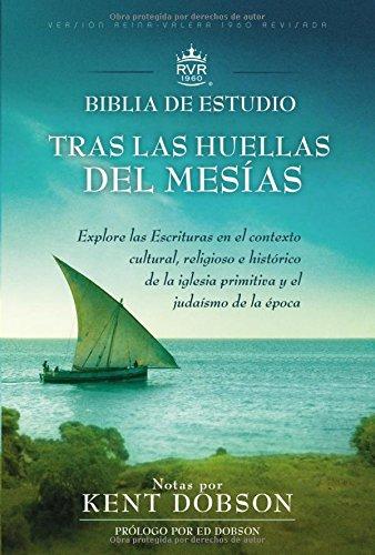 Tras Las Huellas del Mesías - Biblia de Estudio Rvr60 ...