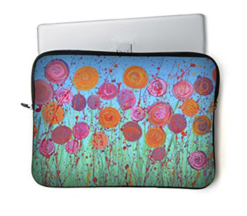 Fashion Ultra-light Waterproof Anti-Shock Neoprene Unique style 9.7 10.1 10.6 inch Netbook/ipad/iPad air/Laptop/Computer Briefcase Pouch Sleeve bag Carrying Case Cover Tote bags(Famous Painting)