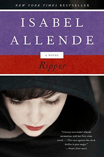 Ripper Novel Paperback Isabel Allende product image