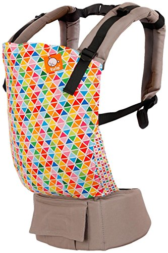 Tula Ergonomic Carrier - Confetti Pop - Baby by Baby Tula
