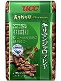 UCC 香り炒り豆 キリマンジャロブレンド AP 270g