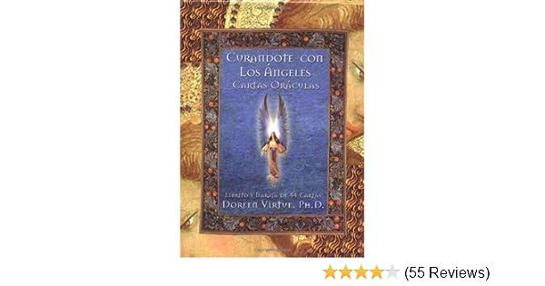 Curandote Con Los Angeles Cartas Oraculas Spanish Edition Doreen