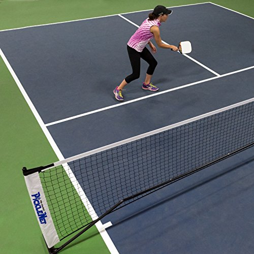 Classic PickleNet Pickleball Net System (Set Includes Metal Frame and Net in Carry Bag) by Oncourt Offcourt (Image #3)
