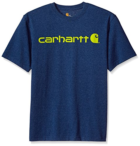 Carhartt Men's Big and Tall Big & Tall Signature Logo for sale  Delivered anywhere in Canada