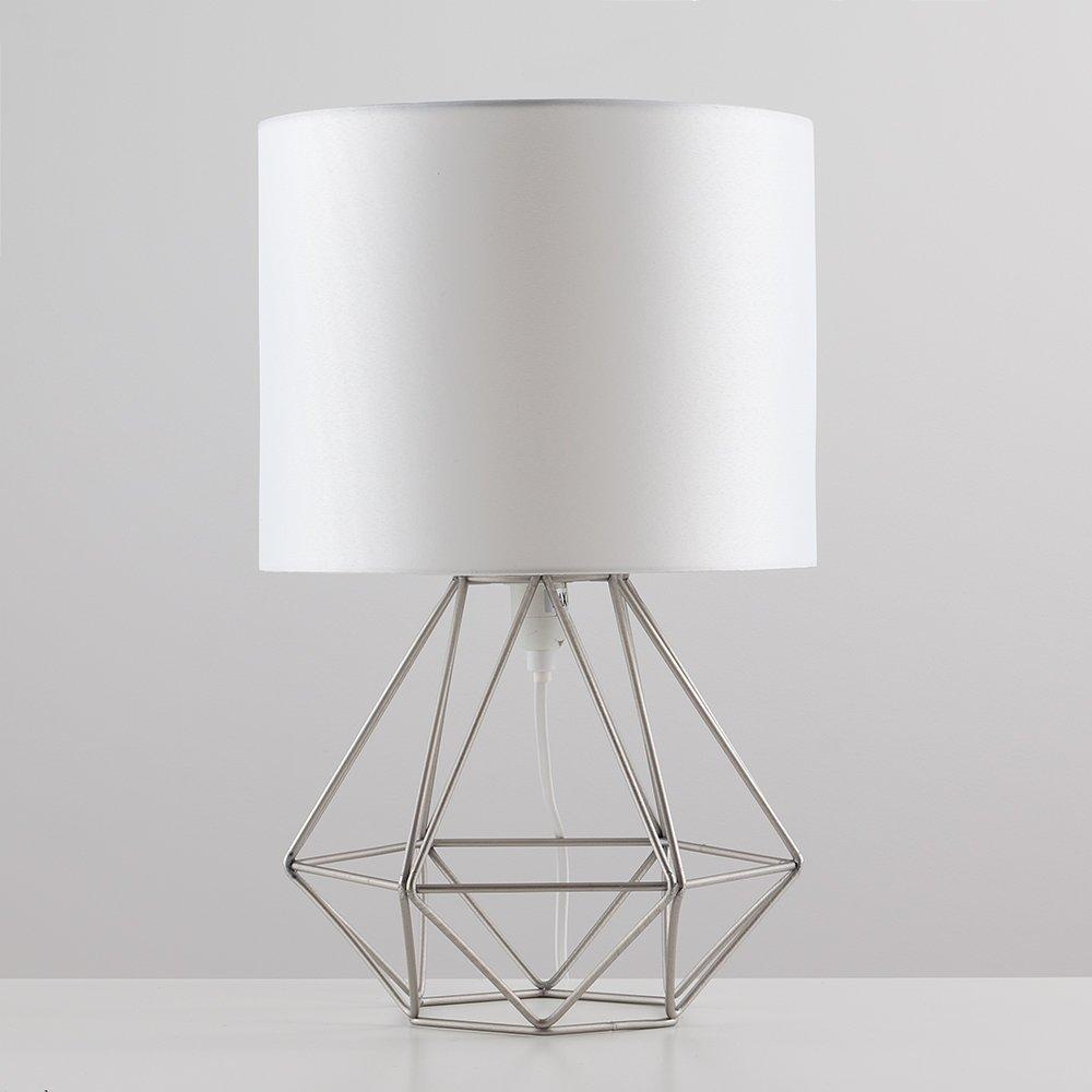 Minisun Lampe De Chevet Lampe De Table Angus Aspect Retro Pied