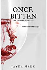 Once Bitten (Javier Coven Book 1) Kindle Edition