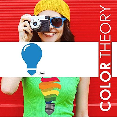 Color Theory Amazon Primary Heat Transfer Vinyl 10