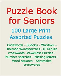 photograph about Printable Spot the Difference for Elderly named Puzzle E-book for Seniors: 100 Superior Print Different Puzzles