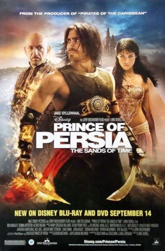 Amazon Com Prince Of Persia The Sands Of Time Movie Poster 27 X 40 Approx Prints Posters Prints