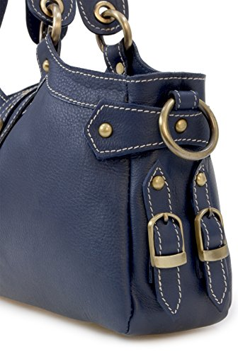 Borsa in spalla Blu Collection
