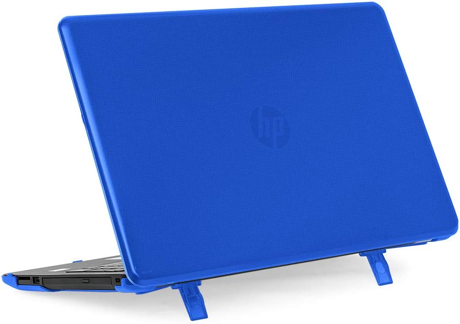 "mCover Hard Shell Case for 15.6"" HP 15-bsXXX (15-bs000 to 15-bs999) Series or HP 15g-brXXX or HP 15q-buXXX Series (NOT Fitting 15"" Pavilion or Envy laptops) Notebook PC (HP 15-BS Blue)"