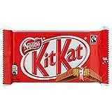 KitKat Original 4 Finger - 45g - Pack of 12 (45g x 12 Packs)