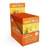 Immune Booster Natural Vitamin C Powder + Zinc, Chromium & Amino Acids BCAA | NEW! Orange Flavor (30 packets) Drink Mix | Dr. Price's Vitamins | Non-GMO & Gluten Free, No Sugar Review