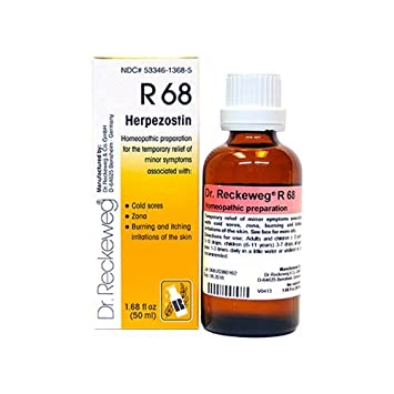 Dr  Reckeweg, Herpezostin R68 50 ml