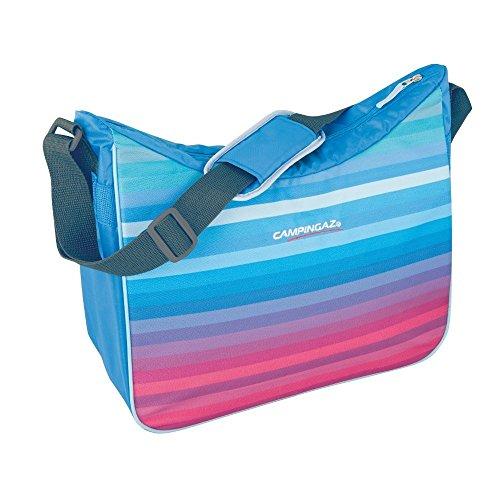 Campingaz 2000009587 Shopping Cooler Arctic Rainbow Luna, 12 Liter
