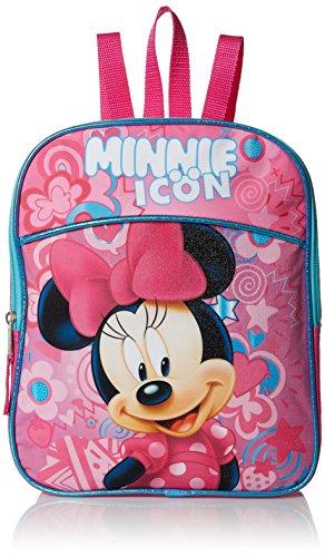 Disney Girls' Minnie Mouse Mini Backpack