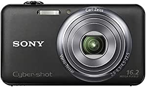 Sony Cyber-shot DSC-WX70 16.2 MP Digital Camera with 5x Optical Zoom and 3.0-inch LCD (Black) (2012 Model)