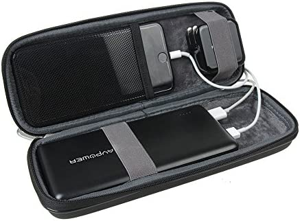 Hermitshell Hard EVA Travel Case Fits RAVPower 26800mAh / 32000mAh / 20000mAh External Battery Pack Power Bank