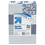 Facial Tissue - 8pk - up&Up153; (Compare to Kleenex174; Brand Tissue)