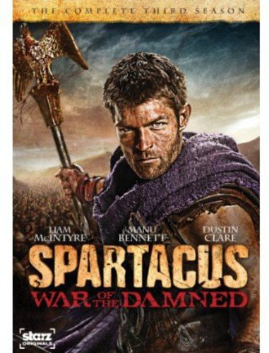 - Spartacus: War of the Damned: Season 3