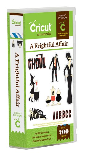 Cricut A Frightful Affair