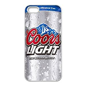 DiyCaseStore Coors Light Beer iPhone 5 5S Best Durable Cover Case Christmas Gift Idea