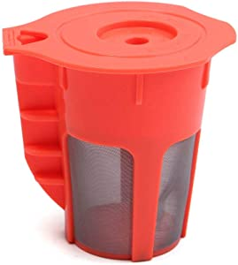 DKKLRR Refillable K-Carafe Cup Filters Compatible with K200 K250 K300 K350 K360 K400 K450 K460 K500 K550 K560