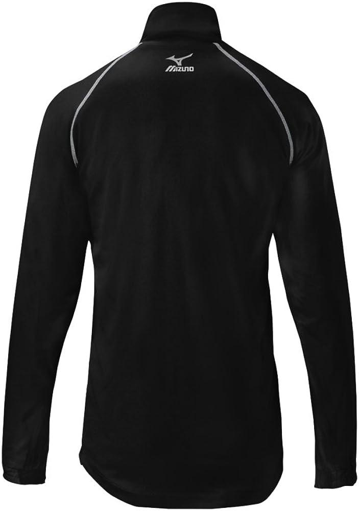 Mizuno Comp 1//2 Zip Batting Jacket