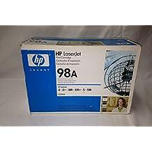 Hewlett Packard Hp 98A Laserjet 4/4M/4+/4M+/5/5N/5M/5Se Microfine Print Cartridge (6800 Yield) (76/Pallet) (Ex)