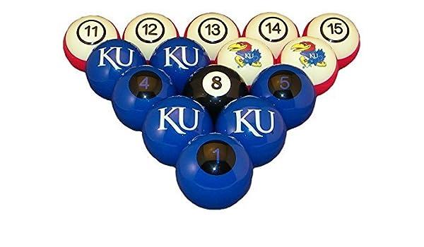 Wave 7 tecnologías Kansas – Juego de bolas de billar numerados ...