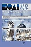 Ecai 2012 : 20th European Conference on Artificial Intelligence, L. De Raedt, C. Bessiere, D. Dubois, P. Doherty, P. Frasconi, 1614990972