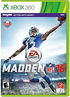 Amazon com: Madden NFL 12 - Xbox 360: Video Games